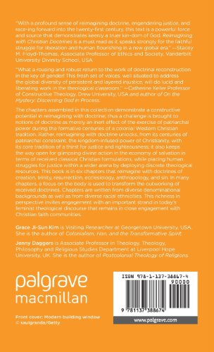 Reimagining with Christian Doctrines: Responding to Global Gender Injustices (Palgrave Pivot)