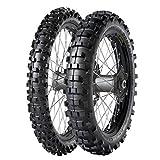 Coppia gomme pneumatici Dunlop Geomax Enduro 90/90-21 54R (S) 140/80-18 70R (M)