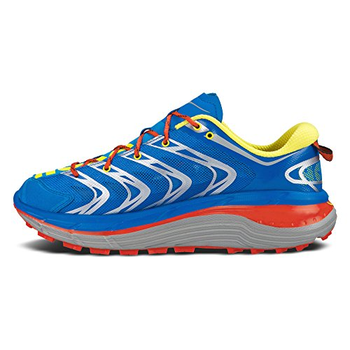 HOKA ONE ONE SPEEDGOAT BLEUE Chaussures de trail bleu