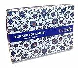 Iznik Design Mixed Flavour Turkish Delight 550g