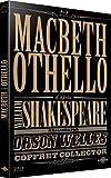 Macbeth & Othello d'après William Shakespeare réalisés par Orson Welles [�dition Collector]