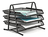 #5: Kincart 3 Tier Document, File, Paper, Letter, Office, Desktop Tray / Organizer
