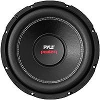 Pyle PLPW10D Subwoofer driver 500W subwoofers para coche - Subwoofer para coche (Subwoofer driver, Passive subwoofer, 500 W, 42-3000 Hz, 1000 W, 88 dB)