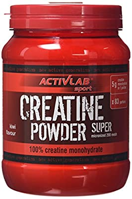 Activlab 500 g Kiwi Super Creatine Powder from Activlab