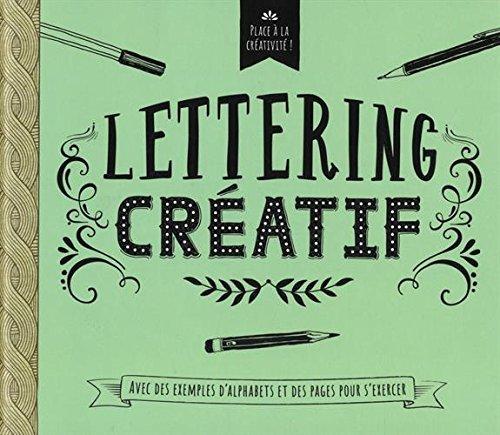 Lettering créatif