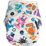 Green Diapers InfiniT AIO One Size Diaper, Robby