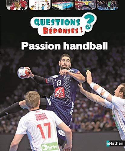 Passion handball - Questions/Réponses - doc dès 7 ans (48) par Jean-Michel Billioud