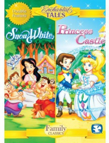 Enchanted Tales: Snow White & The Princess Castle [DVD] [Region 1] [NTSC] [US Import] (Snow White Princess)