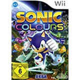 Sonic Colours [Software Pyramide] - [Nintendo Wii]