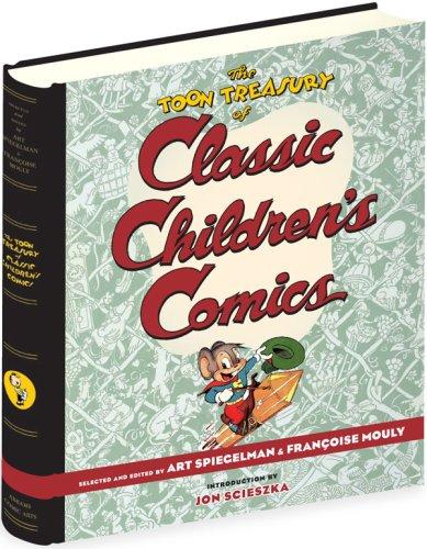 TOON Treasury of Classic Children's Comics