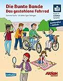 Die Bunte Bande - Das gestohlene Fahrrad. Ein inklusives Kinderbuch auch in Braille-Schrift und Leichter Sprache: gemeinsam m