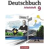 Deutschbuch: Arbeitsheft 9 Gymnasium Ostliche Bundeslander