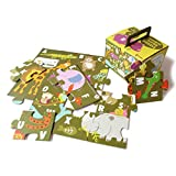 #10: Shumee Animal Alpha Puzzle (3+ Years) - Learn About Wildlife
