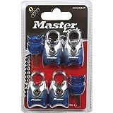 Master Lock 4630EURQAST Candado, 20mm