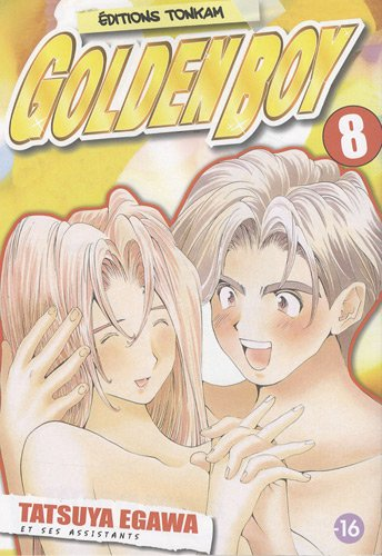 Golden boy (Tonkam) Vol.8