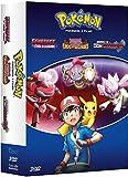 Pokémon, 3 films: Genesect et l'éveil de la légende + Diancie et le cocon de l'annihilation + Hoopa et le choc des légendes [Édition Limitée]