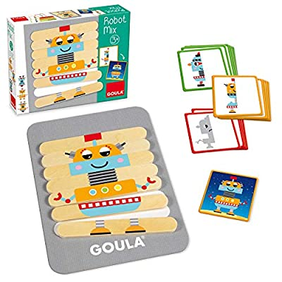 Goula - 50212 - Robot Mix