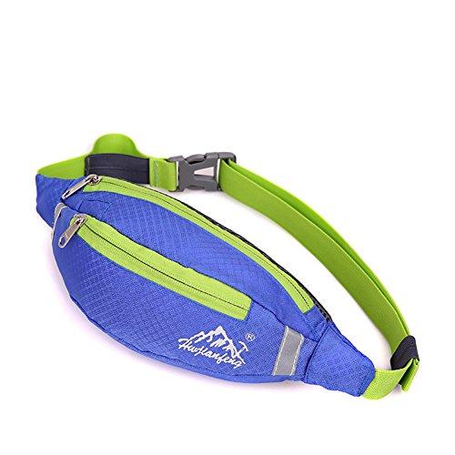 Pocket Damen Mini-Bewegung/ outdoor-Freizeit-Taschen/Ausgeführten Handy-Pakete/Ultralight Ausrüstung Taschen für einen Marathon O