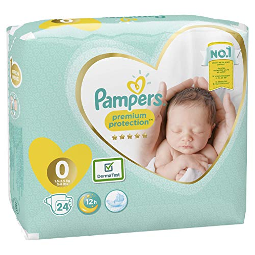 Pampers – Premium Protection Baby Windeln - 7