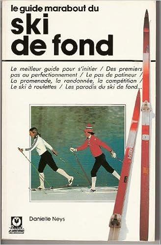 Le Guide Marabout du ski de fond