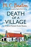 Death of a Village (Hamish Macbeth Book 18)