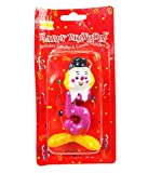 The Candle Shop Multicolor Number five B...