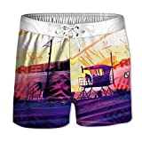Boardshort Court Freegun Enfant Plage