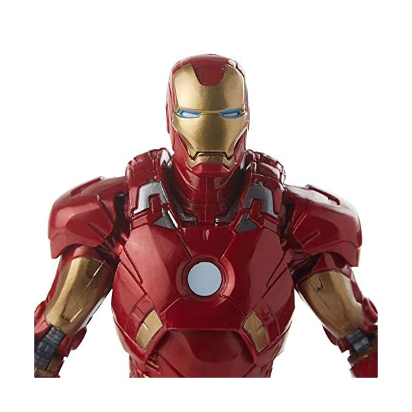 Marvel Legends MCU The First Ten Years The Avengers Iron Man Mark VII 5