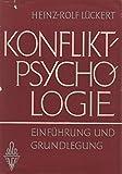 Konflikt-Psychologie bei Amazon kaufen