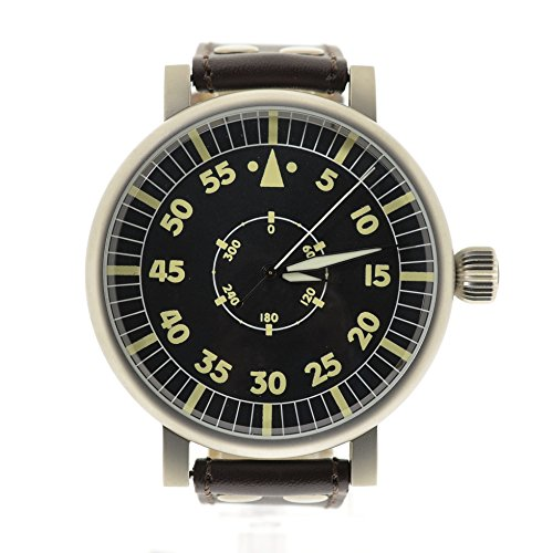 aristo xxl 55mm navigator automatic watch, eta 2824type b–ref 3h148–made in germany