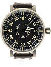 Aristo XXL 55 mm Navigator convexo reloj automático ETA 2824-2 - Tipo B, ref, 3H148 - Fabricado en Alemania