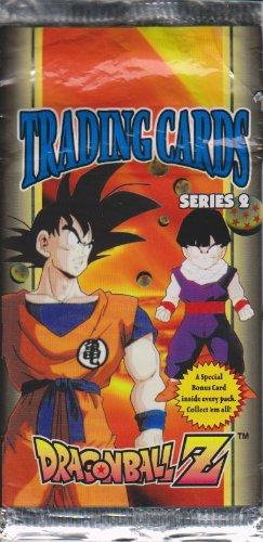 Ball Dragon Z Karten Spielen (Dragonball Z Booster - Series 2)