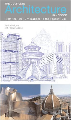 The Complete Architecture Handbook by Patrick Nuttgens (2006-04-04)