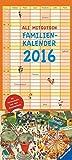 Ali Mitgutsch Familienkalender 2016