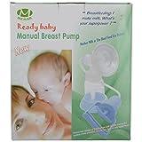 Mehar Manual Plastic Breast Pump (Blue)