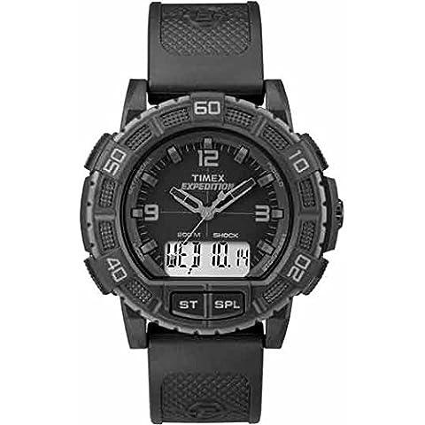 Timex TW4B00800 - Reloj de cuarzo para hombres, color negro
