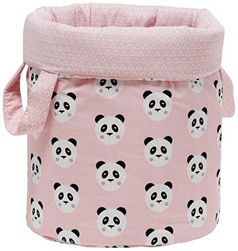 Funny Baby 627663 - Bolsa juguetes, 30 x 40 cm, color pandy rosa