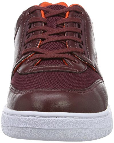 Lacoste Indiana Rot 1 Sneaker C Herren burg org 416 rZ7qxrB