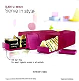 #1: Tupperware Slide 'N' Serve