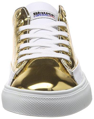 Damen Blauer Sneakers USA Gold USA Blauer Gold 6swocuplow Lam pXRWq6w