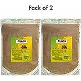 Herbal Hills Jambu Beej Powder - 1 Kg Powder Pack Of 2 Natural Sugar Balance, Jamun Seed Powder
