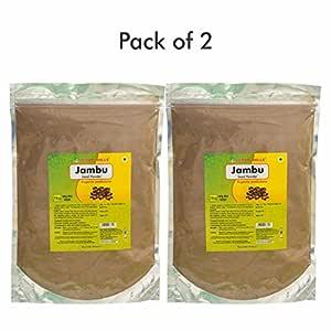 Herbal Hills Jamun Powder - 1 kg Pack of 2