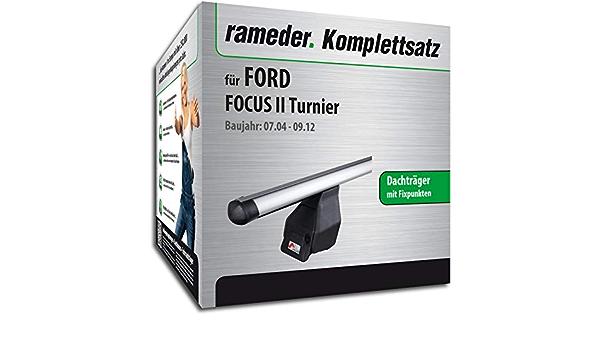 Rameder Komplettsatz Dachträger Tema Für Ford Focus Ii Turnier 118785 05397 33 Auto