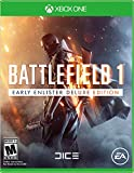 Battlefield 1 Early Enlister Deluxe Edition - Xbox One(Versión EE.UU., importado)