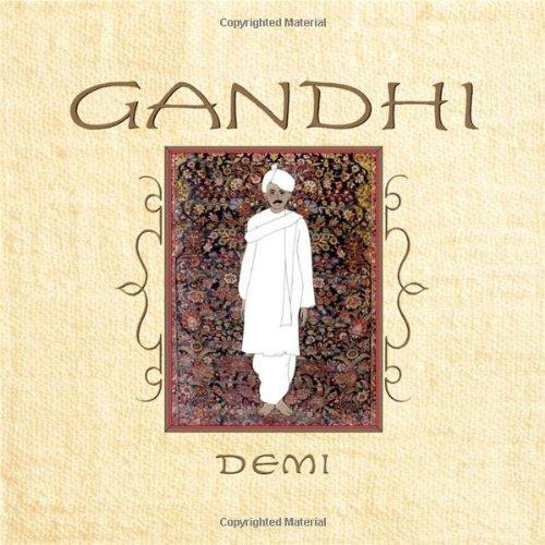 Gandhi por Demi