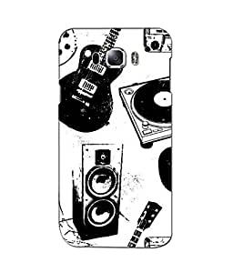 Samsung J5 2016 Printed Cover by instyler