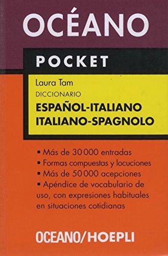 Diccionario Oceano Practico Espanol-Italiano/ Oceano Practical Spanish-Italian Dictionary (Diccionarios) por Laura Tam
