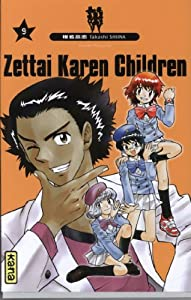 Zettai Karen Children Edition simple Tome 9