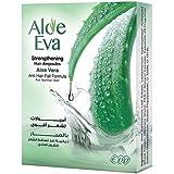 Aloe Eva Aloe Vera Strengthening Hair Ampoules, 4 Ampoules