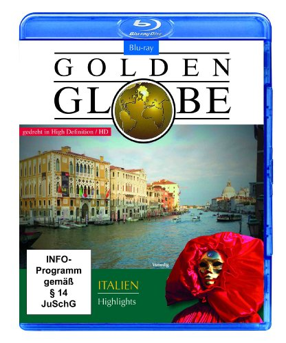 Italien Highlights - Golden Globe [Blu-ray]